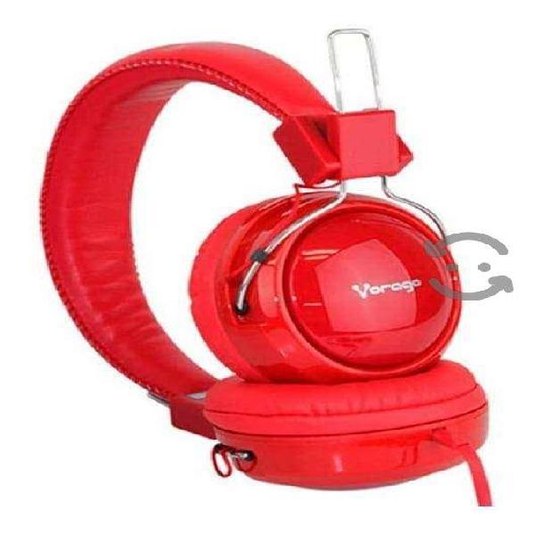 Audífonos diadema micrófono pc juegos cable 3.5 mm