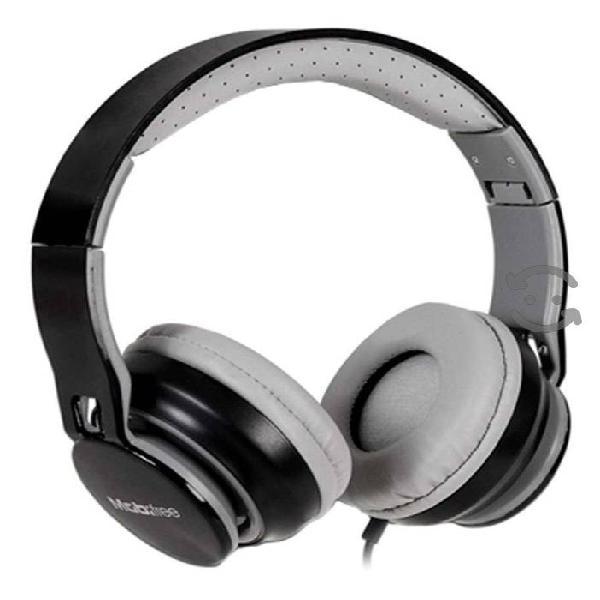 Audífonos manos libres on ear 3.5mm alámbrico