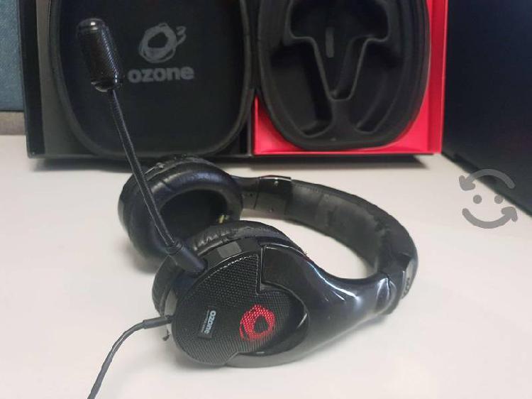 Audifonos/microfono ondapro ozone usb gaming