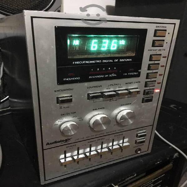 Audio vintage cerebro