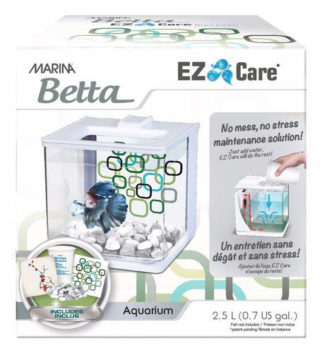 Betta kit ez care blanco