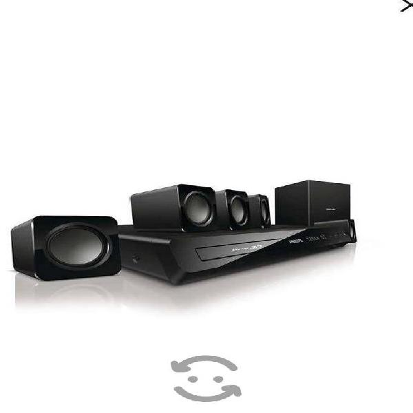 Blue ray home theater (cinema)system philips htb35