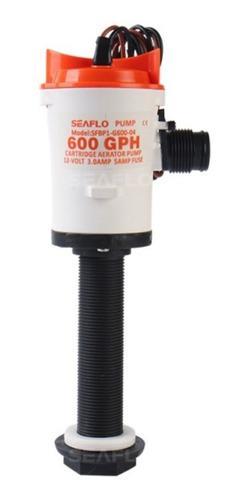 Bomba de agua para vivero o pecera seaflo serie 4 600 gph