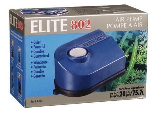 Bomba elite 802 80 litros para acuarios
