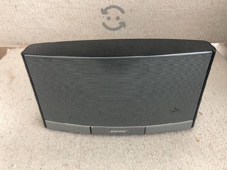 Bose portable sounddock bocina portable recargable