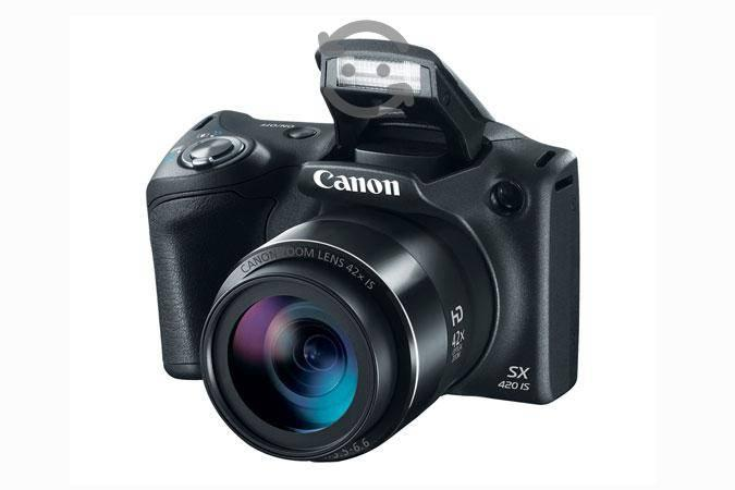 Canon powershot sx420 is - 20 mpx - 42x zoom