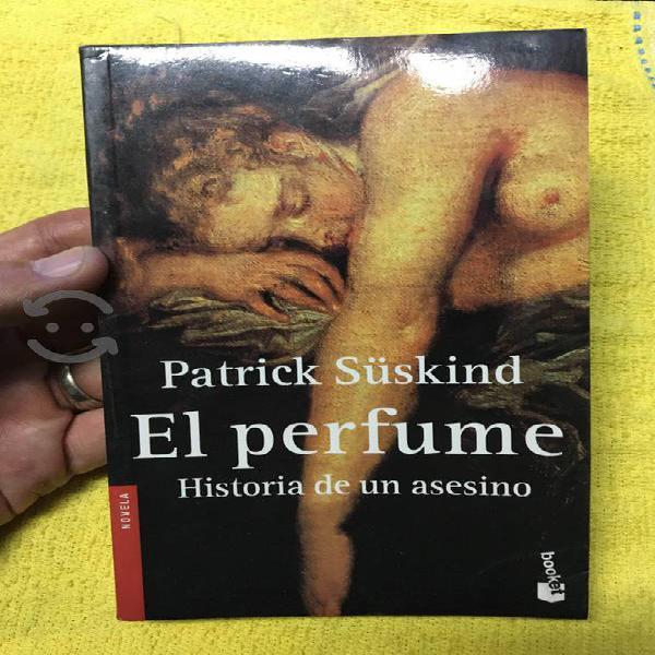 El perfume, patrick suskind