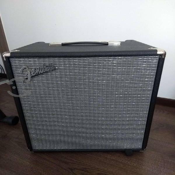 Fender rumble 100w para bajo eléctrico