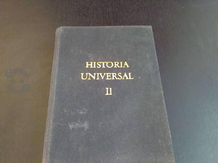 Historia universal 2 / tomo ii