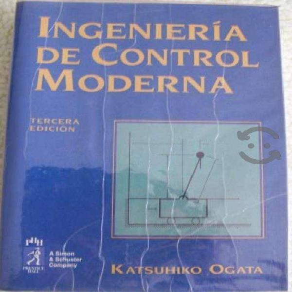 Ingeniería de control moderna, ogata 3a edición