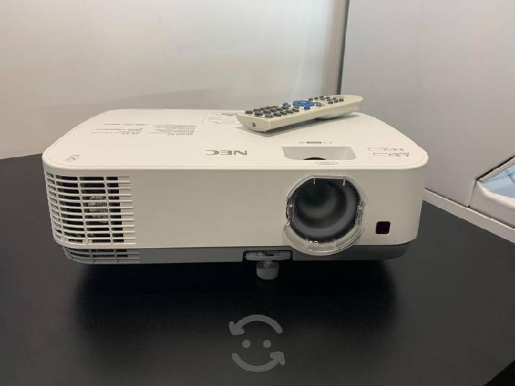 Proyector nec np-me 401x