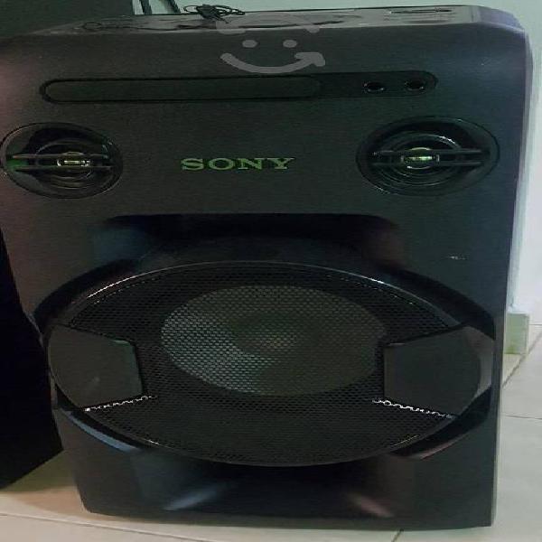 Sistema de audio sony mhc-v11