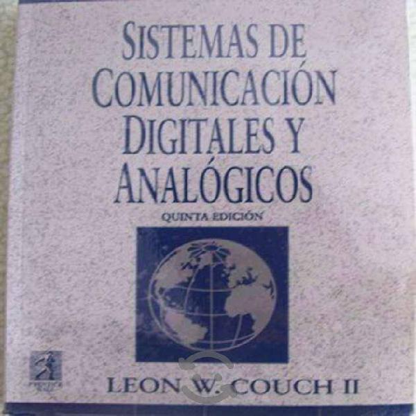 Sistemas de comunicacion digitales y analogicos