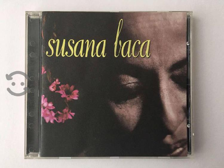 Susana baca cd importado (luaka bop) perú