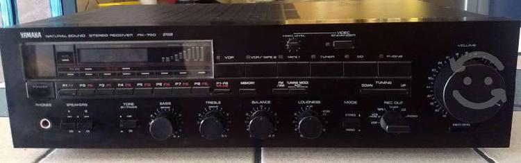 Venta de amplificador de audio yamaha