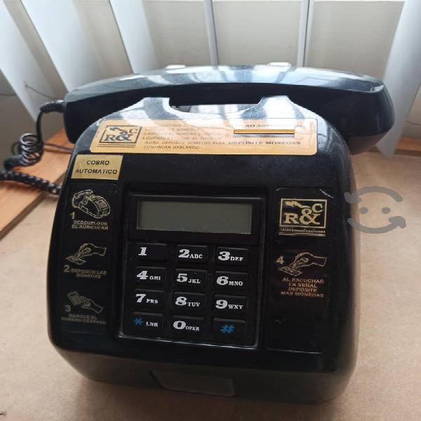 Teléfono de monedas
