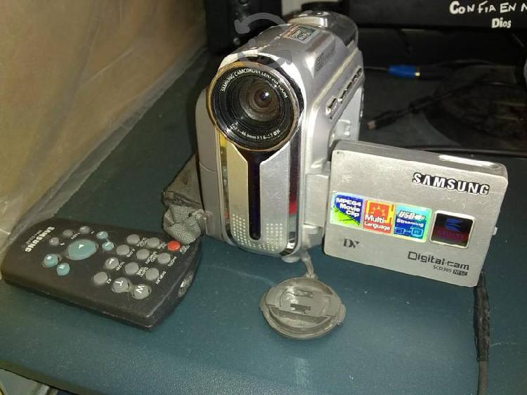 video camara mini dv