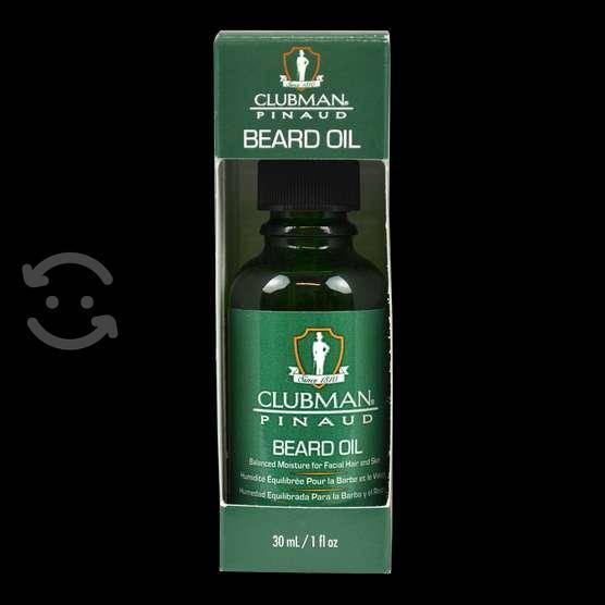 Aceite hidratante para barba clubman pinaud