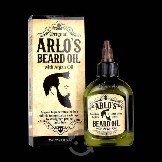Aceite para barba con aceite de argan