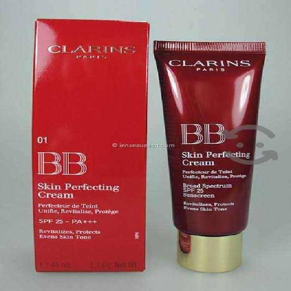 Clarins bb skin perfecting crema revitalizante spf