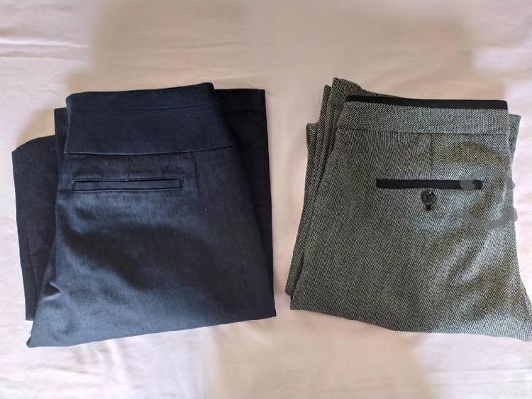Dos Pantalones De Vestir Para Mujer Marca Express En Mexico Ciudad De Clasf Moda Y Accesorios