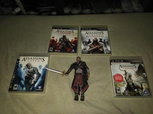 Juegos de assassin's creed ps3
