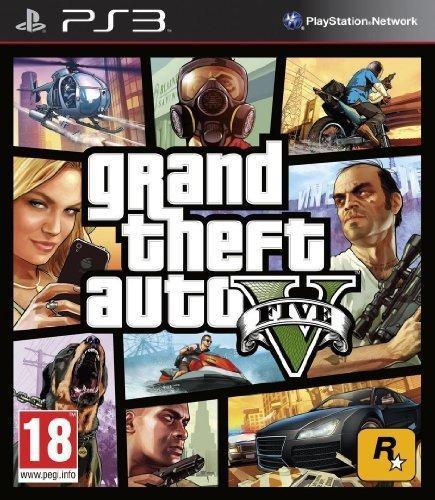 Juegos,grand theft auto v (ps3)