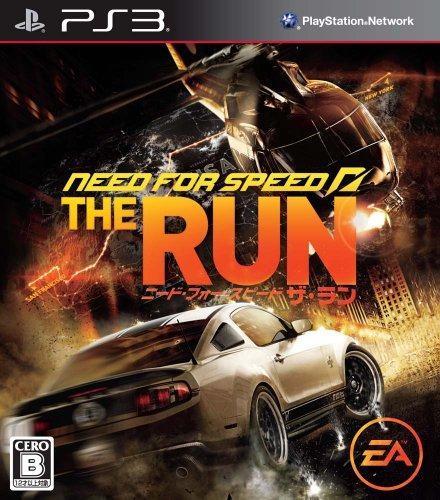 Juegos,need for speed the run importación de japón