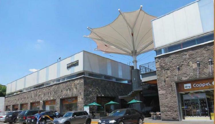 Local en renta en centro comercial en magdalena contreras