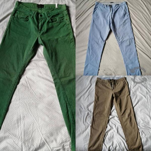 Pantalones hombre talla 31