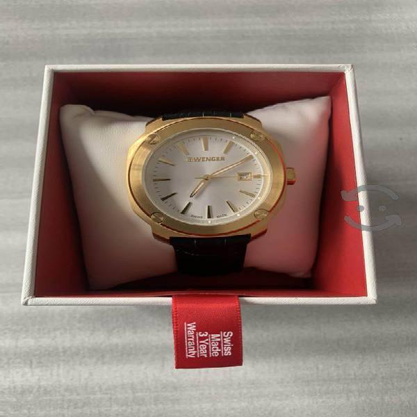 Reloj suizo wenger caballero