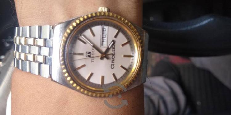 Reloj tissot automático ( antiguo)