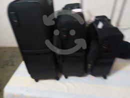 Set de maletas américan tourister sansonite