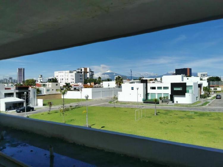 Casa de 4 recámaras en renta, vista real sur