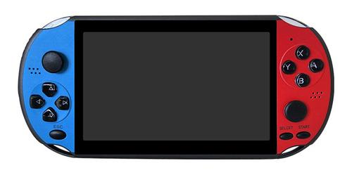 Consolas de videojuegos portátiles x12 con reproductor de