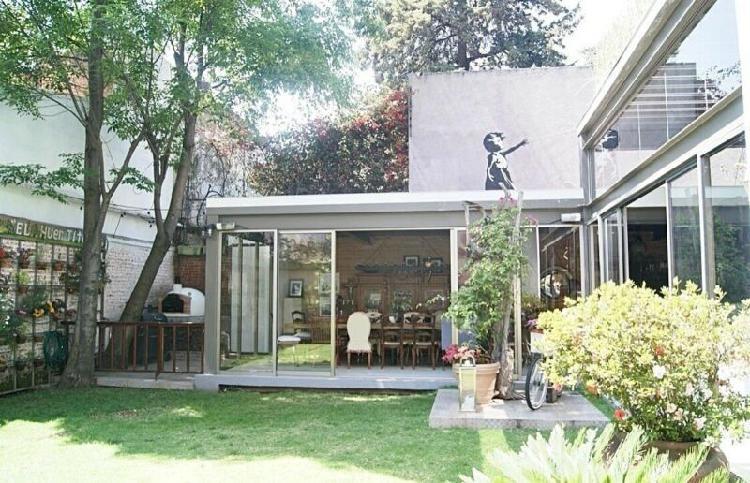 Hermosa casa san jerónimo, en renta. magdalena contreras
