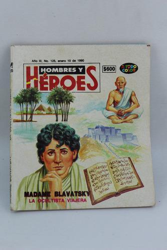 L4346 hombres y heroes -- madame blavatsky no 125