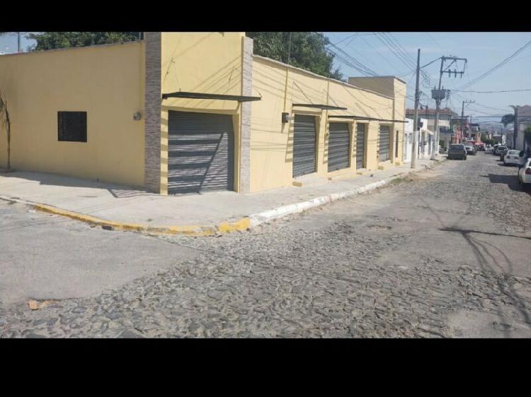 Local en renta con buena ubicación, colonia benito juarez
