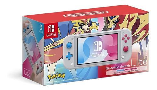 Nintendo switch edicion pokemon sword and shield