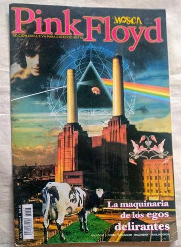 Pink floyd revista especial la mosca de colección año 2004