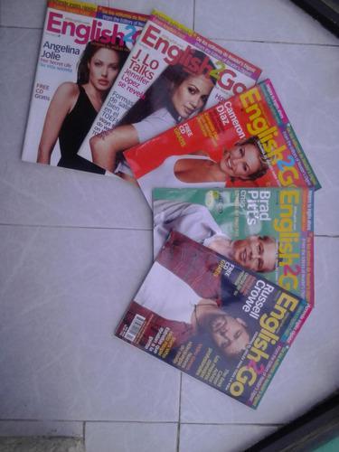 Revista p/aprender ingles spkup (incluye cd)precio por c/una