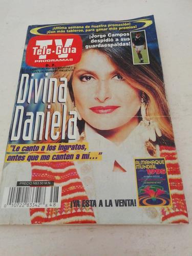 Revista Teleguía Divina Daniela