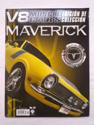 Revista v8 muscle cars edición de colección maverick 2009