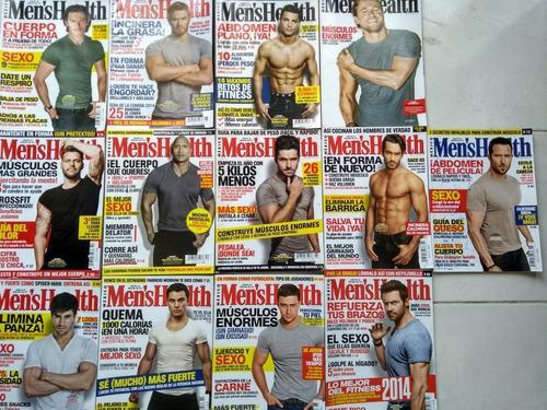 Revistas Men's Health Seminuevas Paquete Con 13 Ediciones!