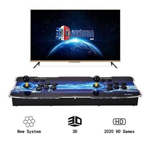 Spmywin 3d pandoras box arcade consola de videojuegos 1080p