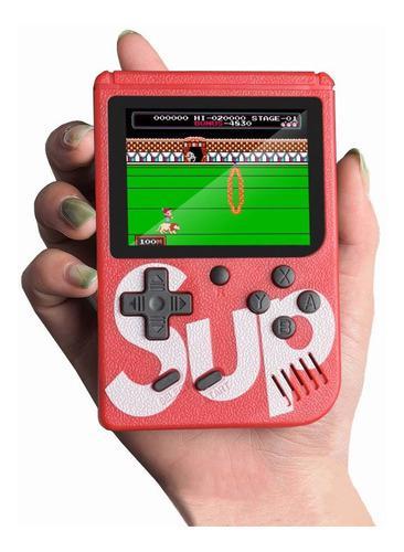 Sup game box videojuego retro portátil 400 juego