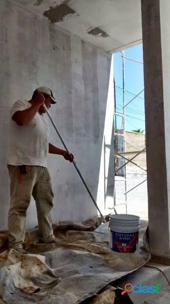 Pintor de casas y negocios