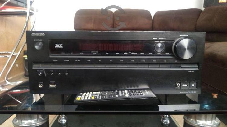 Amplificador onkyo tx-nr709 170 w. calidad audio
