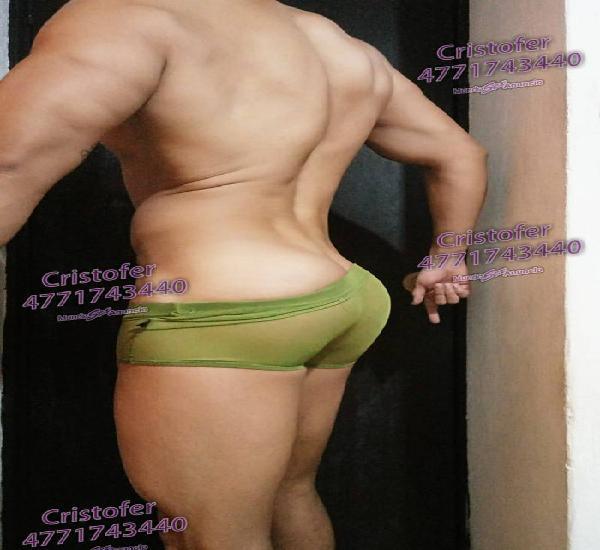 Cristofer atlético chico gym