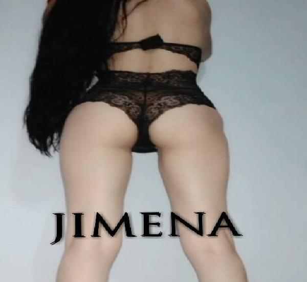 Jimena DISPONIBLE 10PM A 4PM